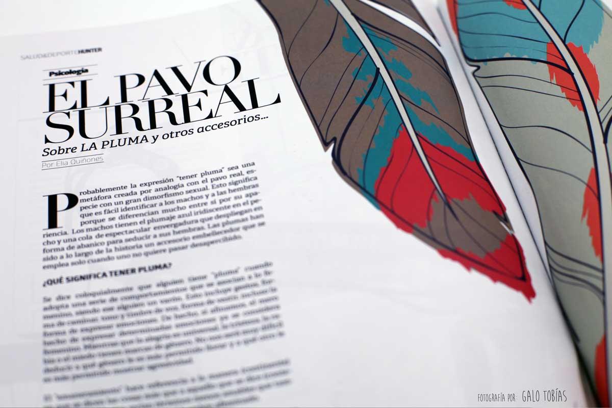revista de tendencias y para publico homosexual. Articulo de psicología